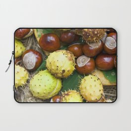 AUTUMN STILL LIFE Laptop Sleeve