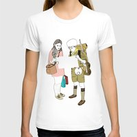 moonrise kingdom T-shirts featuring moonrise kingdom by joshuahillustration