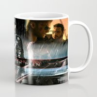 metal gear Mugs featuring metal gear solid V  , metal gear solid V  games, metal gear solid V  blanket, by Eirarose