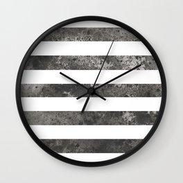 Crosswalk Wall Clock