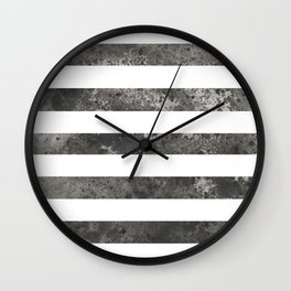 Crosswalk Wall Clock