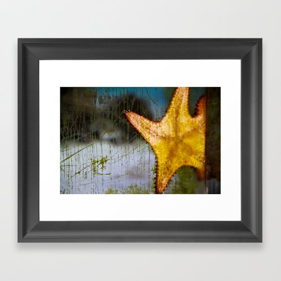 This Place is Not My Home Framed Art Print