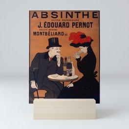 1900 Ad - Leonetto Cappiello - Drink Absinthe Mini Art Print