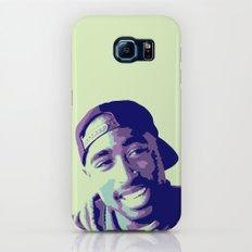 Tupac Galaxy S6 Slim Case