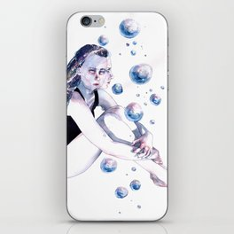 Little universes. iPhone Skin