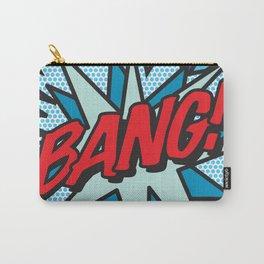 Comic Book Pop Art BANG! Carry-All Pouch