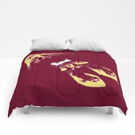 Red Kraken Comforters