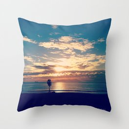 Not Too Shabby Throw Pillow