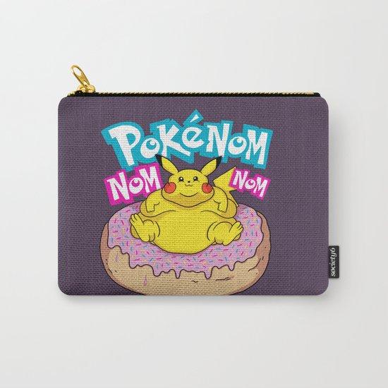 PokenomNOM Carry-All Pouch