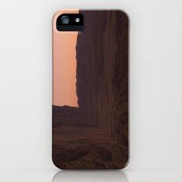 Desert Dreamin' iPhone Case
