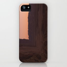 Desert Dreamin' iPhone Case