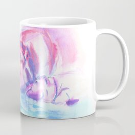 Hippo love Coffee Mug