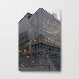 Boxed in  Metal Print