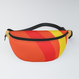 Abstract hot dog Fanny Pack