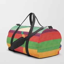 The path leads to forever Duffle Bag