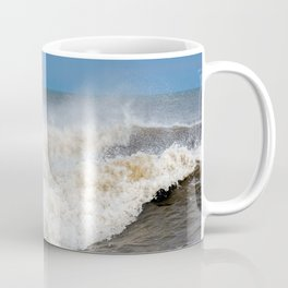 Seaham waves Coffee Mug