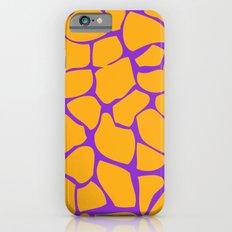 Neon Giraffe iPhone 6 Slim Case
