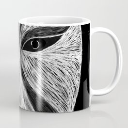 Witch's Mask Coffee Mug