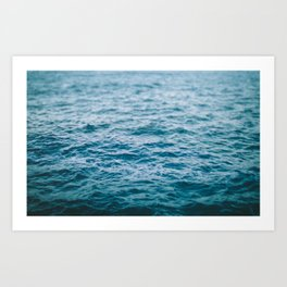 The Sea III Art Print