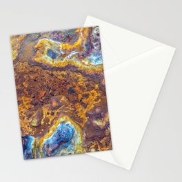 Rio Tinto Abstract Stationery Cards