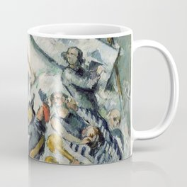 "Paul Cezanne ""The Eternal Feminine"" Coffee Mug"
