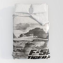 F-5E Tiger II Comforters