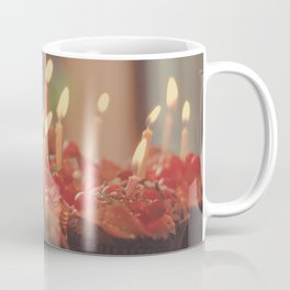Happy Birthday Cupcakes Coffee Mug