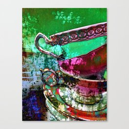 MADHATTER'S TEAPARTY #1 Canvas Print