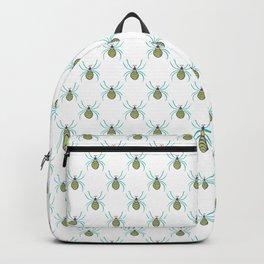 AB039-16 Cute Bugs Pattern Backpack