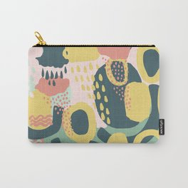 Hide and seek #vectorart #graphic #pattern #joy Carry-All Pouch