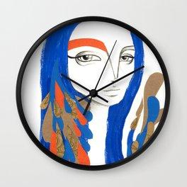 Sou Céu Wall Clock