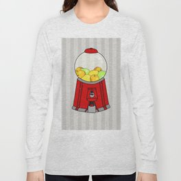 Gumball Machine. Long Sleeve T-shirt