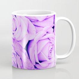 Some people grumble - Floral Ultra Violet Rose Roses Flowers Coffee Mug