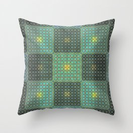 snakskin Throw Pillow