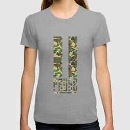 PAUSE – Camo T-shirt