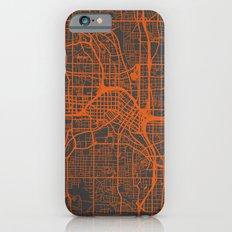 Atlanta map Slim Case iPhone 6