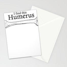 humerus Stationery Cards