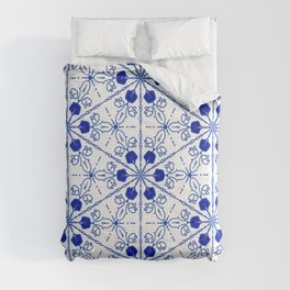 Delft Pattern 2 Comforters