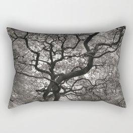 Magnolia Trees in Blossom 03 Rectangular Pillow