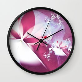 Flying Without Wings Wall Clock