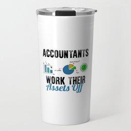 Accountants assets Travel Mug