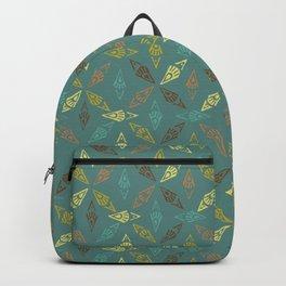 Diamond Geo Stamp Backpack