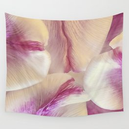 Layered Pink Wall Tapestry