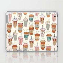 Latte Love Laptop & iPad Skin