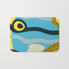Tropical fish 4 Bath Mat