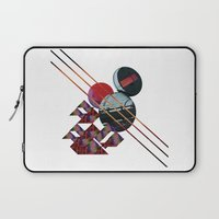 2001 a space odyssey Laptop Sleeves featuring 2001 a space odyssey by lina
