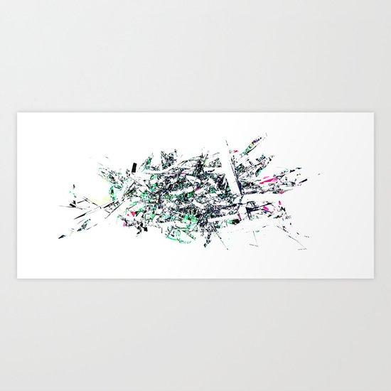 phaseolus 4 Art Print