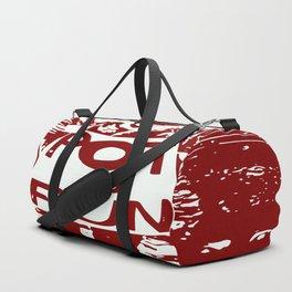 Allen Ginsberg Duffle Bag