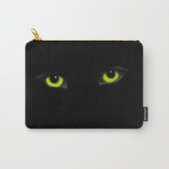 THE FACE OF THE SOUL Carry-All Pouch