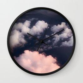 Pastel Dream Wall Clock